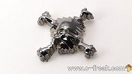 METAL SKULL Stickers Stainless (08-831)